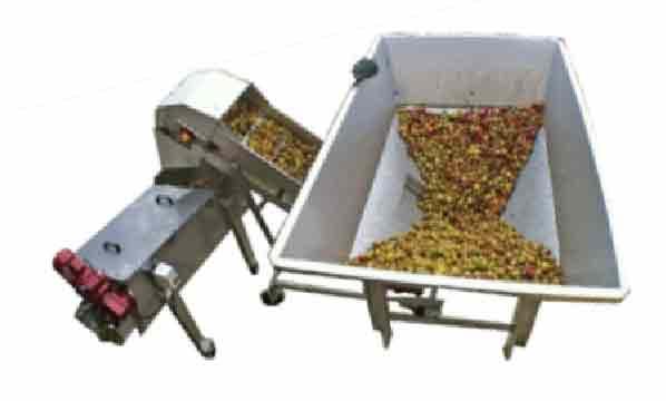 Laveuse pommes