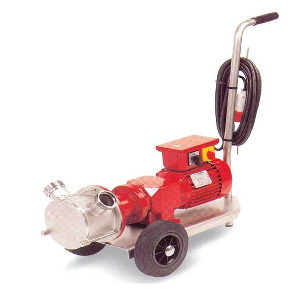Pompe à turbine