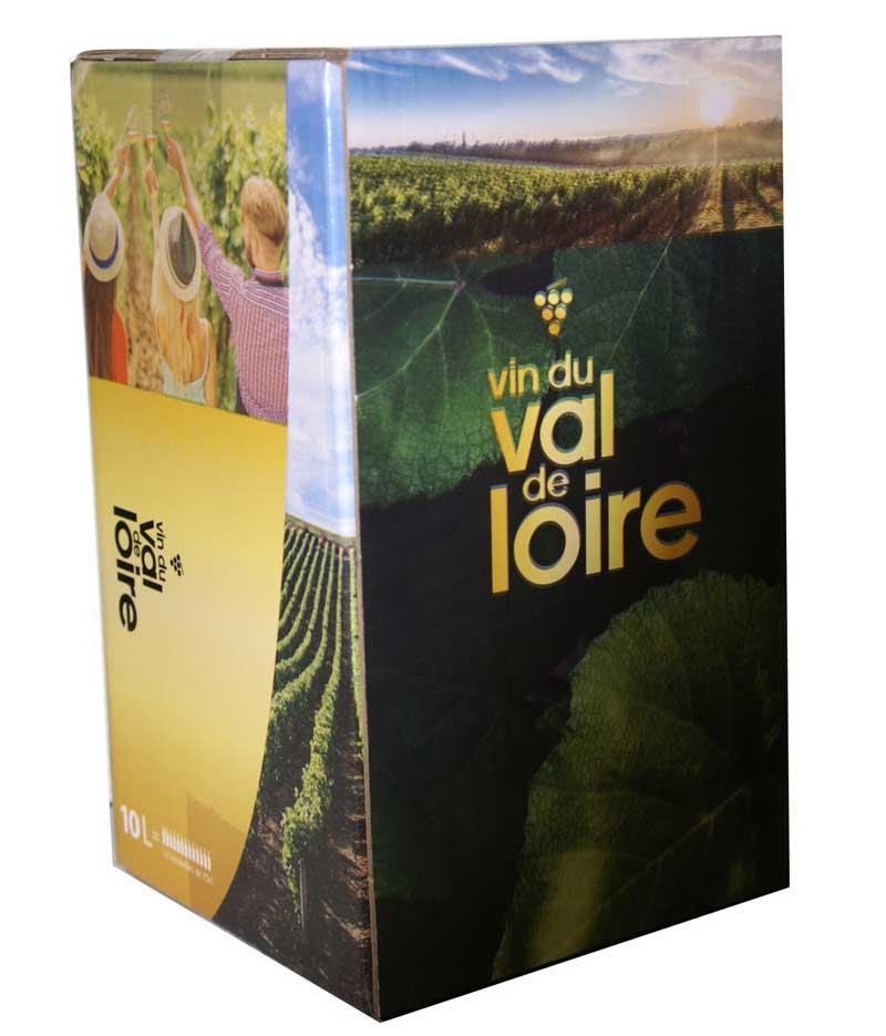 Carton bib Val-Loire